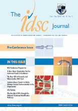 The IDSc Journal - to the IDSc Website...